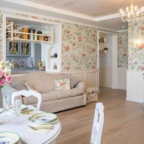 современная гостиная в квартире варианты идеи