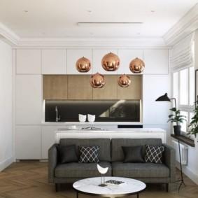 дизайн малогабаритной квартиры идеи виды
