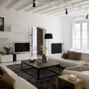 светильники для гостиной комнаты фото вариантов