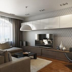 светильники для гостиной комнаты фото варианты