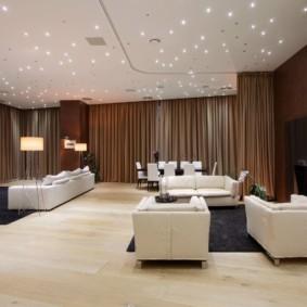 светильники для гостиной комнаты виды дизайна