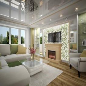 светильники для гостиной комнаты дизайн