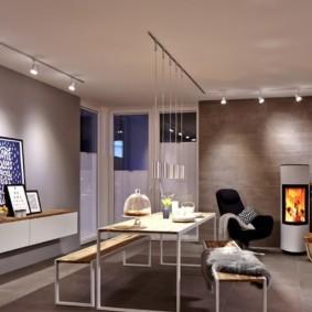 светильники для гостиной комнаты фото дизайн