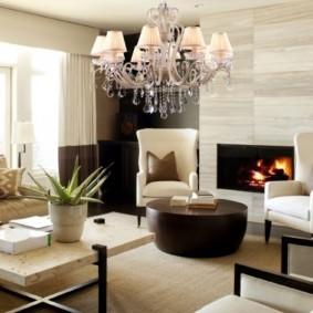 светильники для гостиной комнаты идеи декор