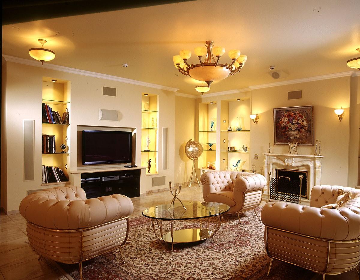 светильники для гостиной комнаты идеи оформления