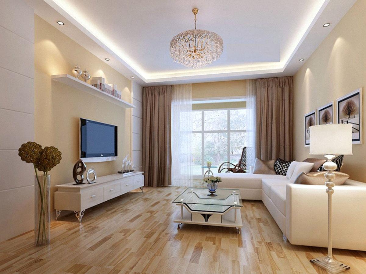 светильники для гостиной комнаты оформление фото
