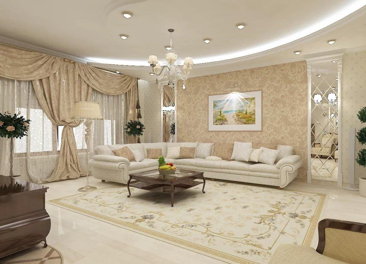 светильники для гостиной комнаты варианты