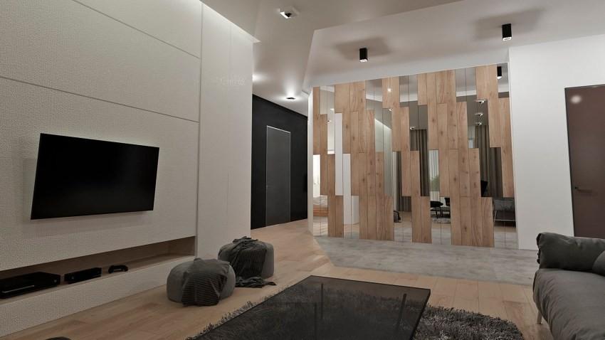 трехкомнатная квартира брежневка декор идеи