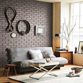 украшение углов в квартире дизайн