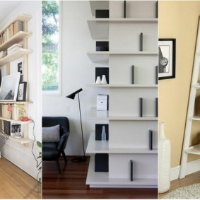 украшение углов в квартире дизайн идеи