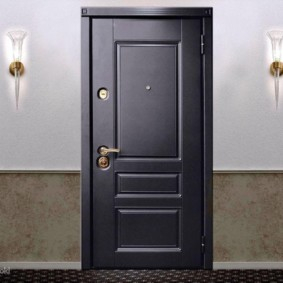 входные двери в квартиру идеи фото