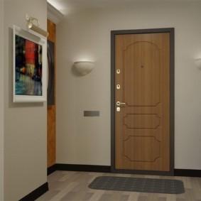 входные двери в квартиру дизайн идеи