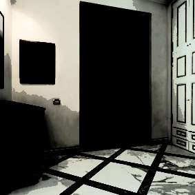 входные двери в квартиру декор идеи