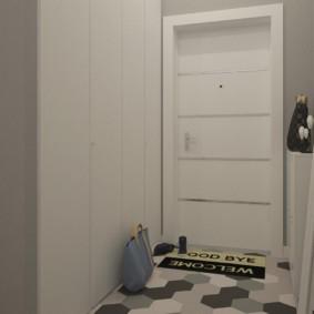 входные двери в квартиру идеи декор