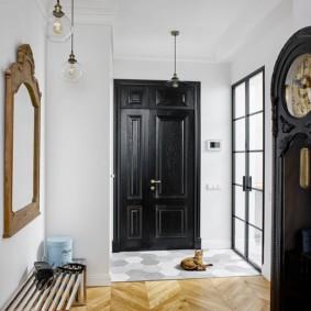 входные двери в квартиру идеи интерьер