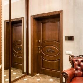 входные двери в квартиру идеи интерьера