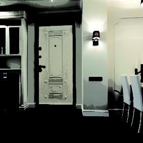 входные двери в квартиру оформление