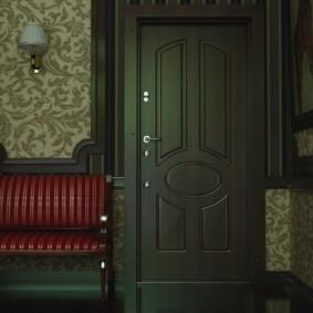входные двери в квартиру оформление фото