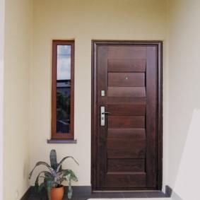 входные двери в квартиру фото оформления