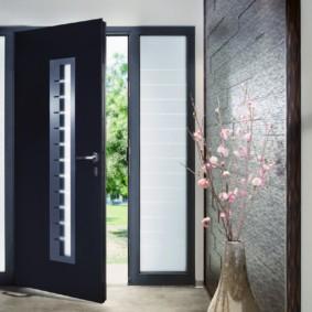 входные двери в квартиру идеи оформления