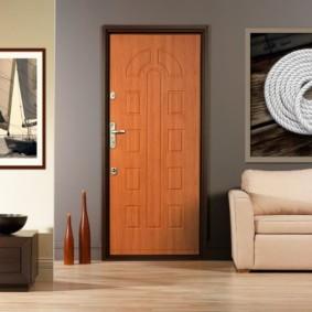 входные двери в квартиру варианты фото