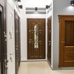 входные двери в квартиру идеи виды