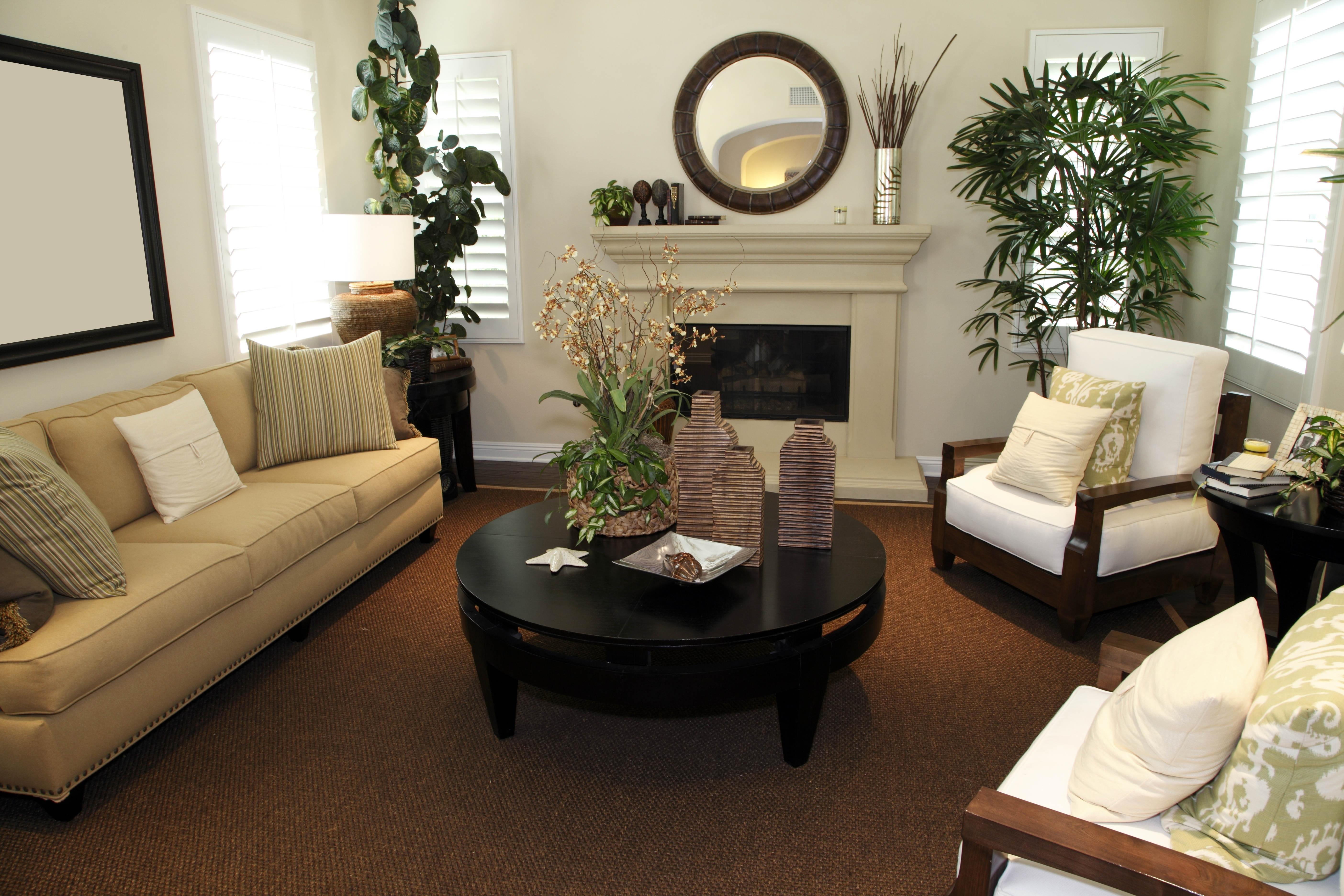 зона богатства в квартире