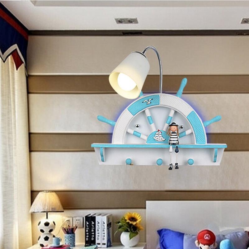 Бра для детской комнаты в морском стиле