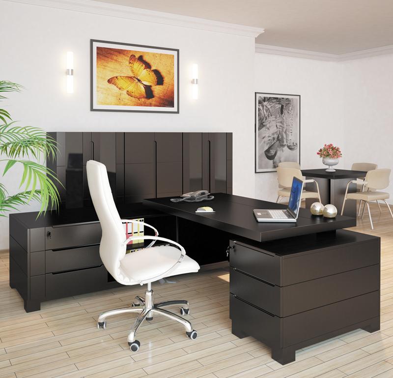 дизайн кабинета декор