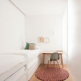 Детская спальня в стиле минимализма