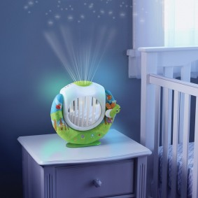 Китайский ночник для детской комнаты
