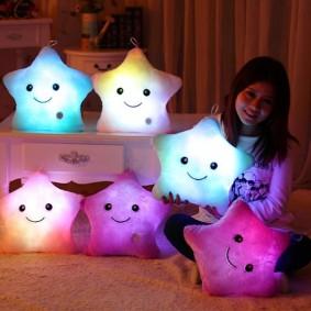 Симпатичные ночники для детей подросткового возраста
