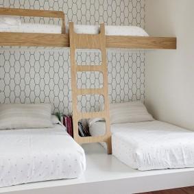 Спальное место для девочек подростков