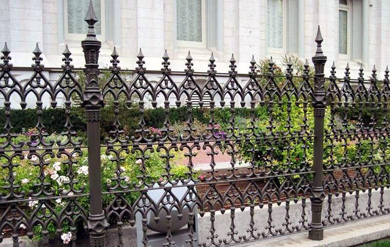картинки красивых оград помощь оказывали