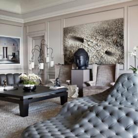 Кресло-софа от известного дизайнера