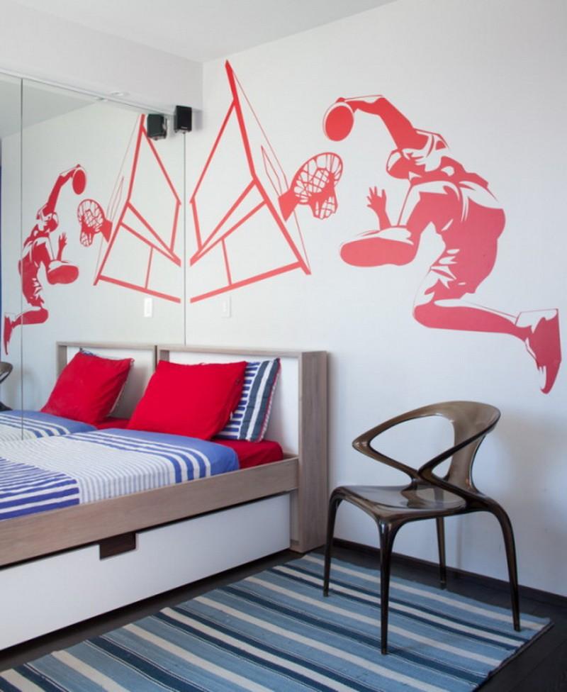 Картинки на стену в комнате подростка