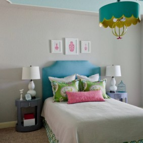 Уютная спальня для любимой дочери