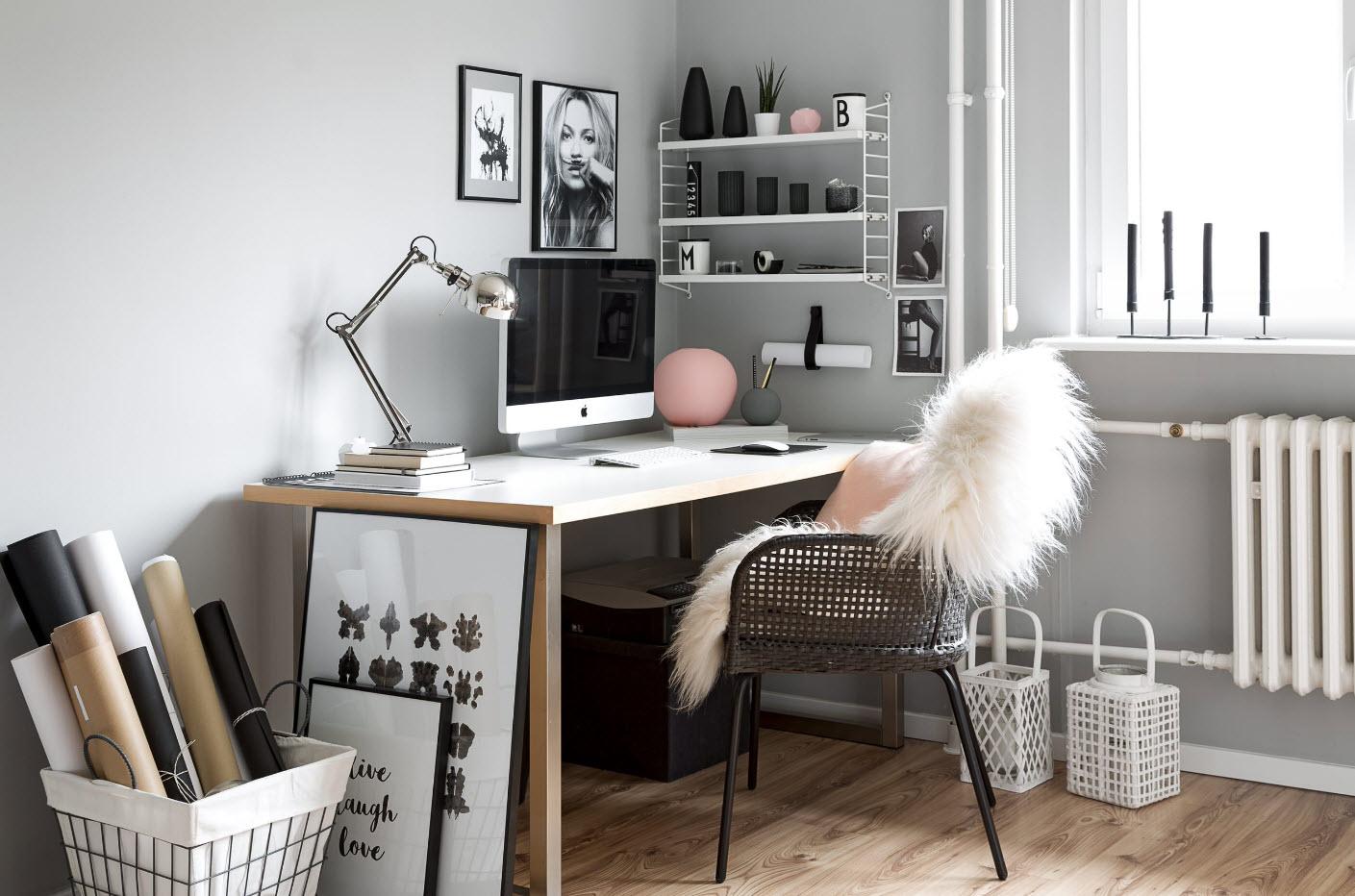 Дизайн рабочего стола картинки