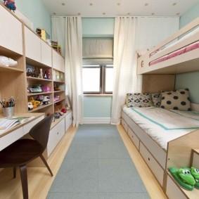 Детская мебель корпусного типа
