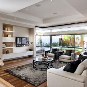 гостиная комната 2019