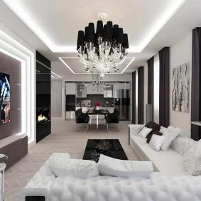 гостиная комната 2019 дизайн идеи