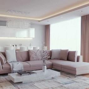 гостиная комната 2019 декор