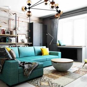 гостиная комната 2019 интерьер