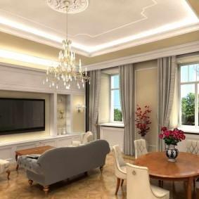гостиная комната 2019 интерьер идеи