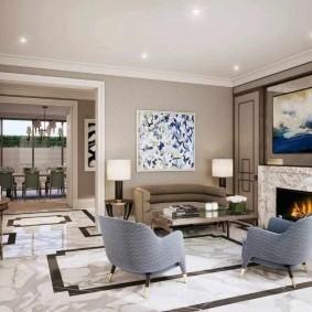 гостиная комната 2019 идеи интерьера