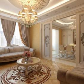 гостиная комната 2019 идеи оформление