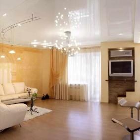 гостиная комната 2019 варианты