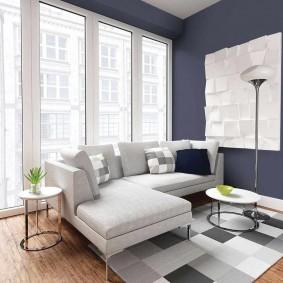 гостиная комната 2019 фото видов