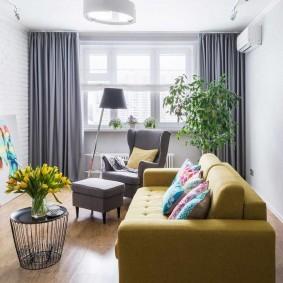 гостиная комната 2019 фото идеи