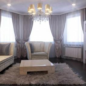 гостиная комната 2019 дизайн